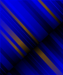 Abstract blue striped lines background