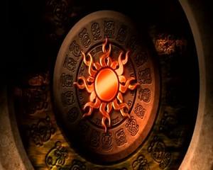 круг  магический