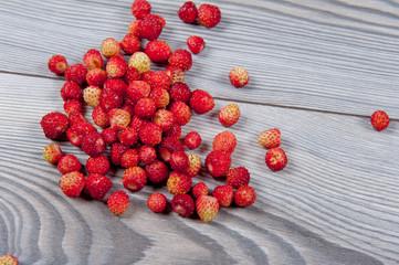 Wild strawberiies