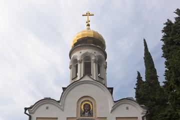 Церковь Святителя и Чудотворца Николая в Лазаревском, Сочи