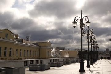 Patriarshiy bridge