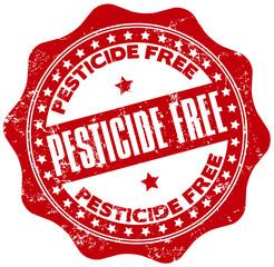 pesticide free seal