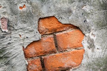 Mauerwerksschaden