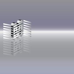 Eckkonstruktion M verdeckt