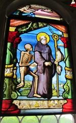 Glasmalerei, Kloster Muri