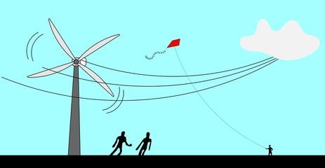 Windkracht en windenergie