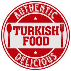turkish food label