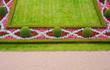 canvas print picture - Gartengestaltung