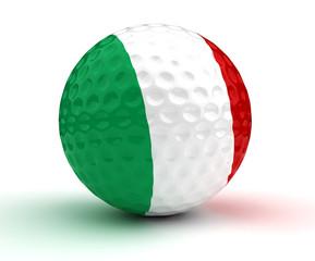 Italian Golf Ball