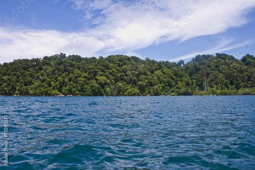 Leinwanddruck Bild Havelock Island, Andaman Islands, India