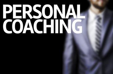 Personal Coaching written on a board