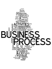 Word Cloud Business Process