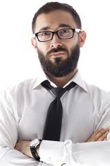 Bearded Businessman