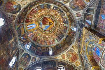 Padua - Baptistery of Duomo  by Giusto de Menabuoi (1375-1376).