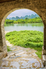 Gate Yulong River