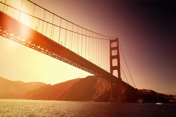 Golden Gate Bridge, San Francisco, USA