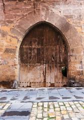Vintage  double door