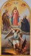 Padua - Heart of Jesus, archangel Michael and other saints