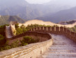 Retro look Chinese Great Wall