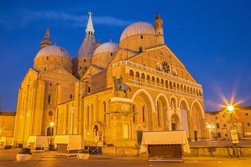 Padua - Basilica del Santo or Basilica of Saint Anthony