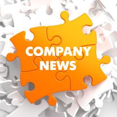 Company News on Orange Puzzle.