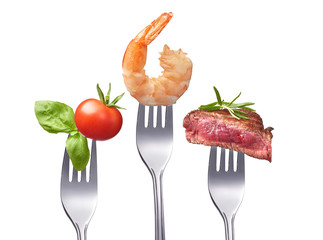 Gesundes und ausgewogenes Essen