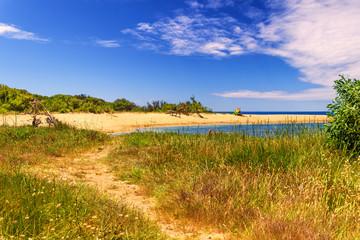 Salento:parco naturale di Porto Cesareo. ITALIA (Puglia)
