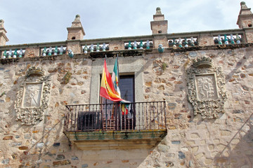 Casa Museo de las Veletas, Cáceres Antiguo, España