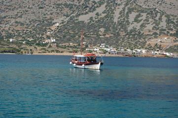port en Crète