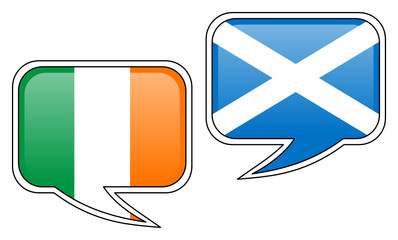 Irish-Scottish Conversation