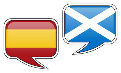 Spanish-Scottish Conversation
