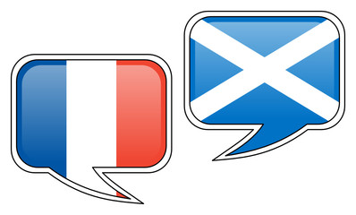 French-Scottish Conversation