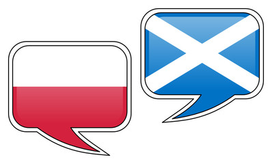 Polish-Scottish Conversation