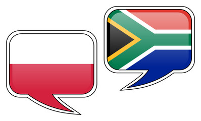 Polish-South African Conversation