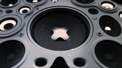 Hi-end sound