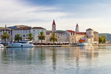 Towers of Trogir in Dalmatia