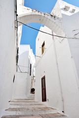 vicoli di Ostuni, Puglia