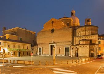 Padua -  The Cathedral of Santa Maria Assunta (Duomo)