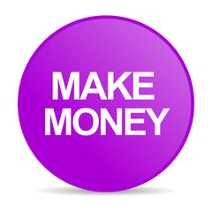 make money web icon
