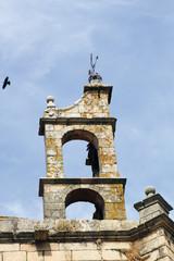 Campanario sin campanas, Cáceres, España