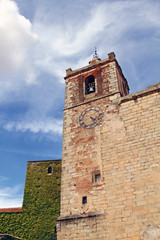 Iglesia de San Mateo, Cáceres, España