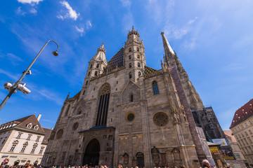 オーストリア シュテファン大聖堂 St. Stephen's Cathedral