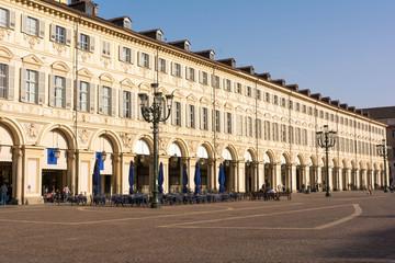San Carlo Square, Turin