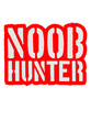 ������, ������: Shooter Noob Hunter Logo Design