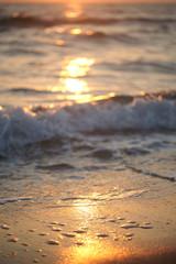 Восход солнца на Чёрном море