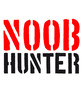 ������, ������: Shooter Noob Hunter Logo