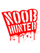 ������, ������: Shooter Noob Hunter Blut Tropfen Graffiti