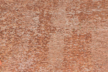 Old roof tiles texture as architecture background.