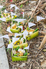 Offerings Thai, religion