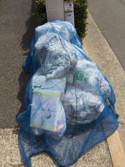 ゴミの集積所